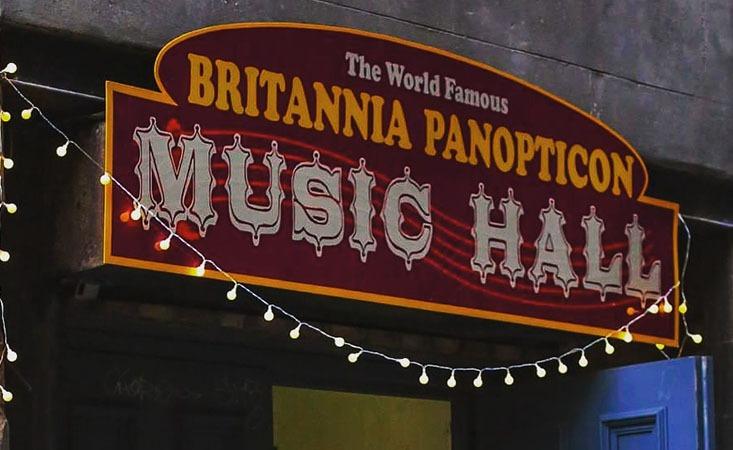 Britannia Panoptiocon